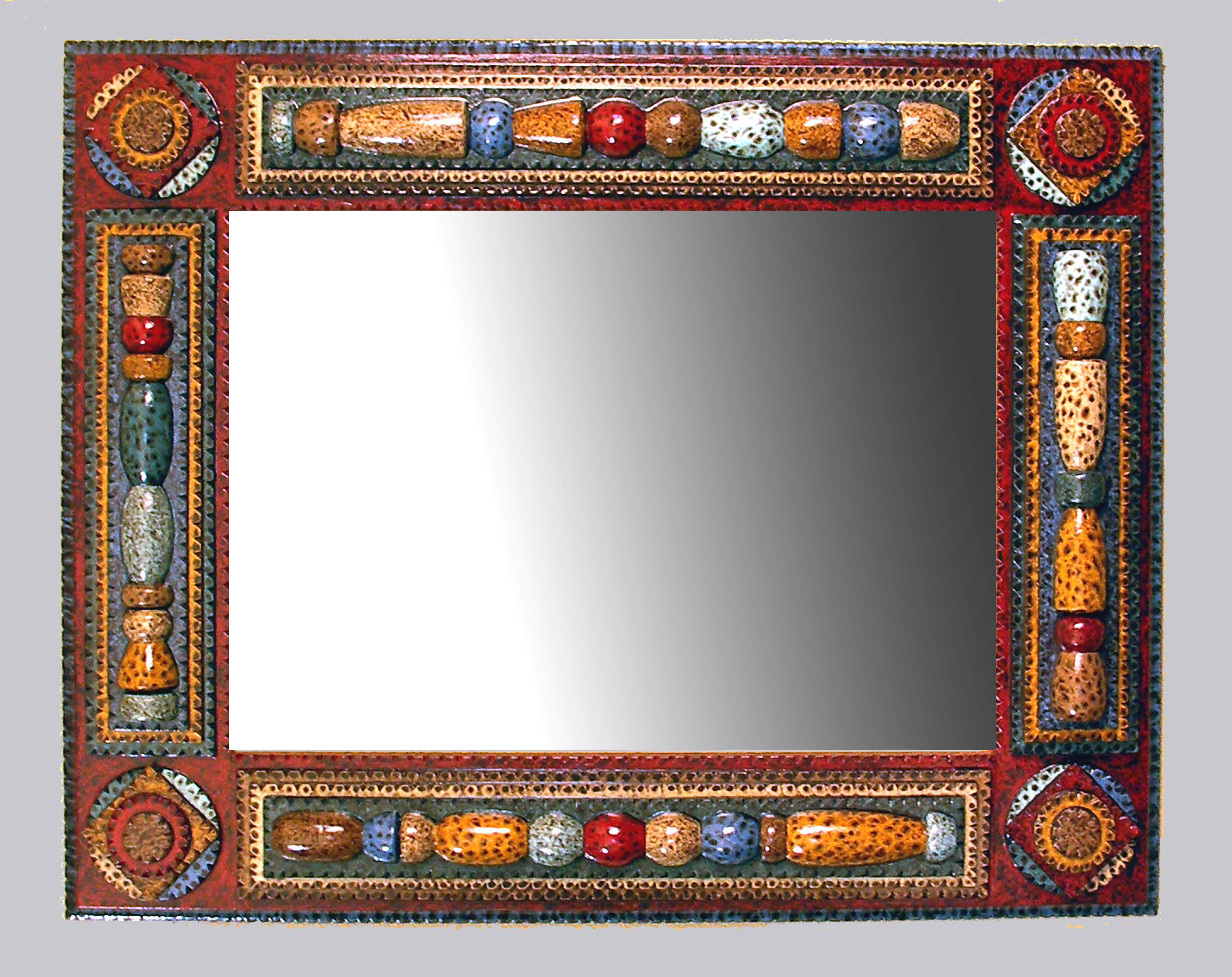Mirror Frame Photo Gallery